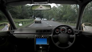If you are driving in a 60 km/h zone, how far should you scan ahead?